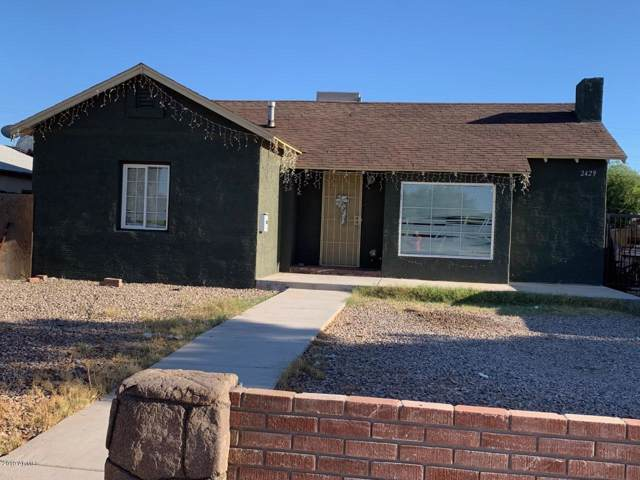 2429 W Adams Street, Phoenix, AZ 85009 (MLS #6021155) :: The Kenny Klaus Team