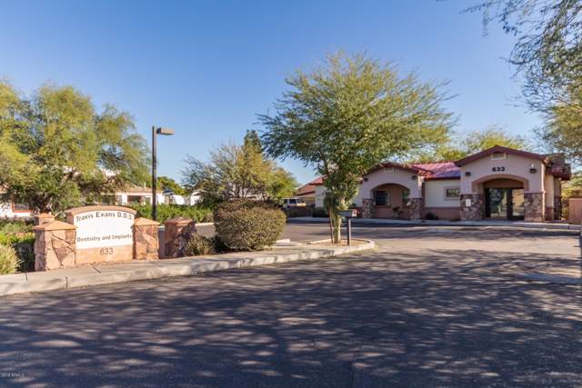 633 N Gilbert Road, Mesa, AZ 85203 (MLS #6021172) :: The Kenny Klaus Team