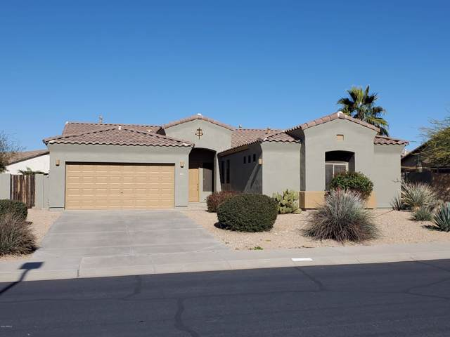 18630 W Sunrise Drive, Goodyear, AZ 85338 (MLS #6021194) :: The Kenny Klaus Team