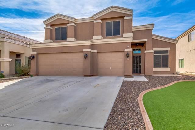 3517 W Sunshine Butte Drive, Queen Creek, AZ 85142 (MLS #6021208) :: The Kenny Klaus Team