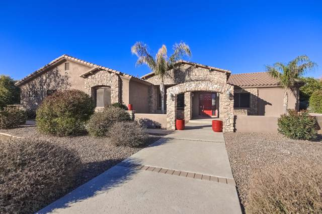 19506 E Via Del Palo, Queen Creek, AZ 85142 (MLS #6021221) :: The Kenny Klaus Team
