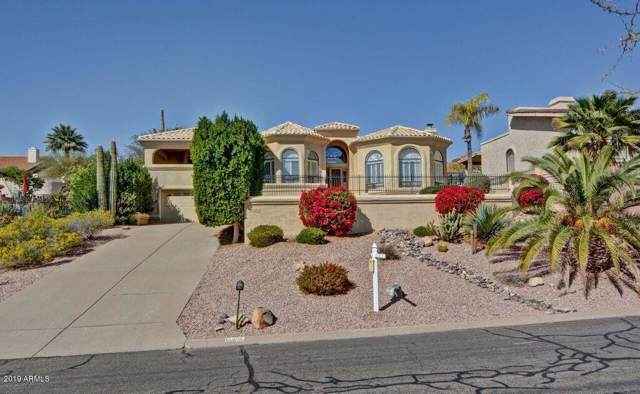 15802 E Burro Drive, Fountain Hills, AZ 85268 (MLS #6021240) :: Brett Tanner Home Selling Team