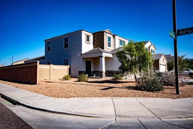 30022 W Monterey Drive, Buckeye, AZ 85396 (MLS #6021308) :: Riddle Realty Group - Keller Williams Arizona Realty