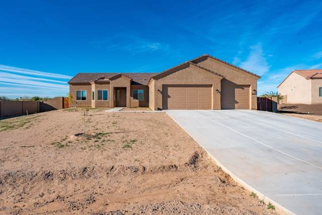 28626 N Bush Street, Wittmann, AZ 85361 (MLS #6021311) :: The Kenny Klaus Team