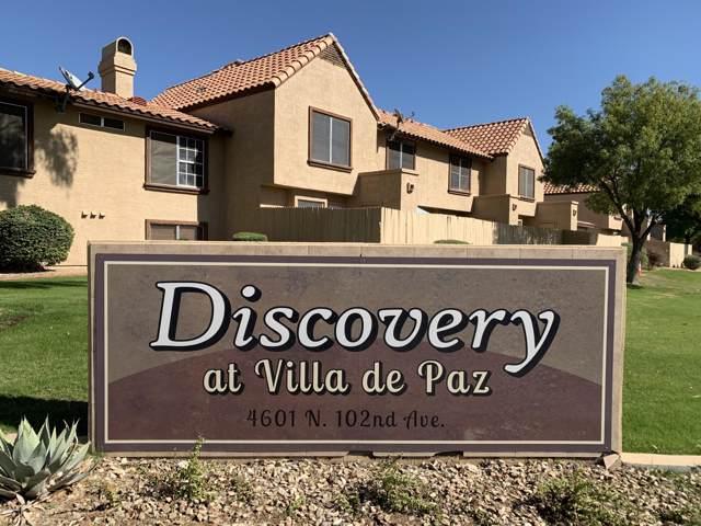 4601 N 102ND Avenue #1202, Phoenix, AZ 85037 (MLS #6021317) :: Long Realty West Valley