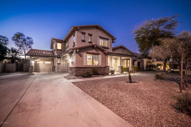 4574 S Griswold Street, Gilbert, AZ 85297 (MLS #6021321) :: The Property Partners at eXp Realty