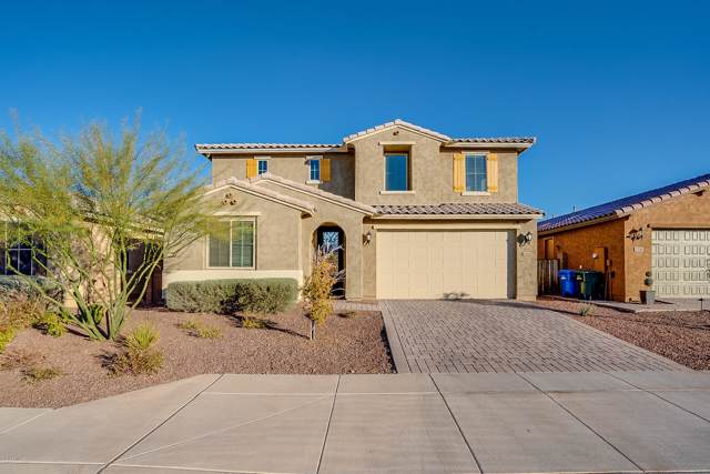 2604 W Perola Drive, Phoenix, AZ 85085 (MLS #6021328) :: Arizona Home Group