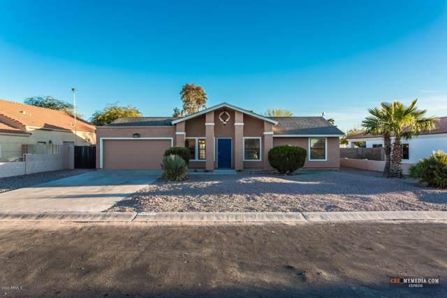 14985 S Clifton Lane, Arizona City, AZ 85123 (MLS #6021340) :: Brett Tanner Home Selling Team