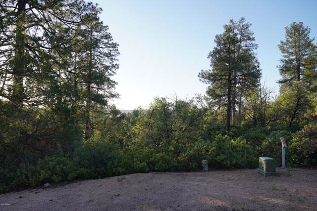 602 N Trailhead Drive, Payson, AZ 85541 (MLS #6021360) :: Brett Tanner Home Selling Team