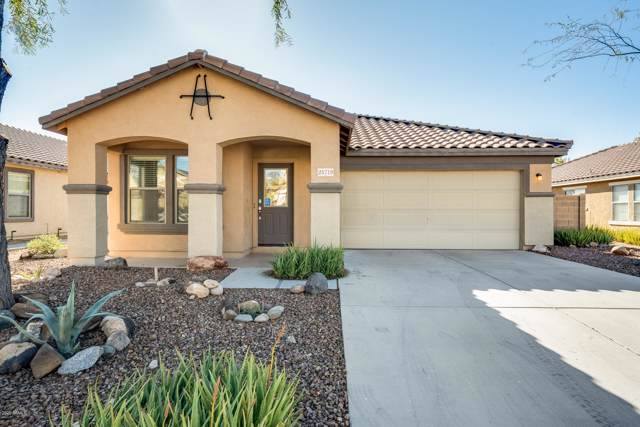 25719 W Burgess Lane, Buckeye, AZ 85326 (MLS #6021422) :: The Kenny Klaus Team