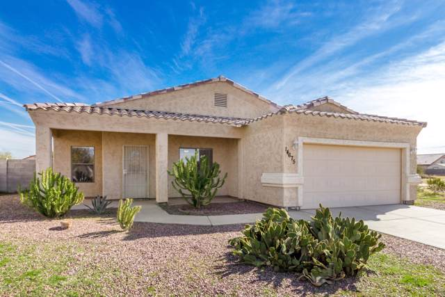 14675 S Acapulco Road, Arizona City, AZ 85123 (MLS #6021458) :: The Kenny Klaus Team