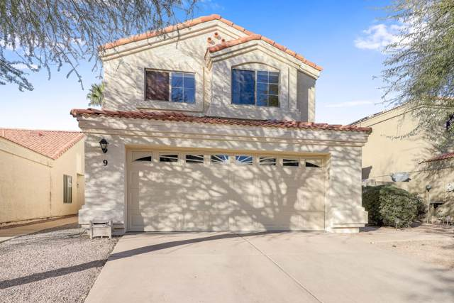 250 W Juniper Avenue #9, Gilbert, AZ 85233 (MLS #6021487) :: Kepple Real Estate Group