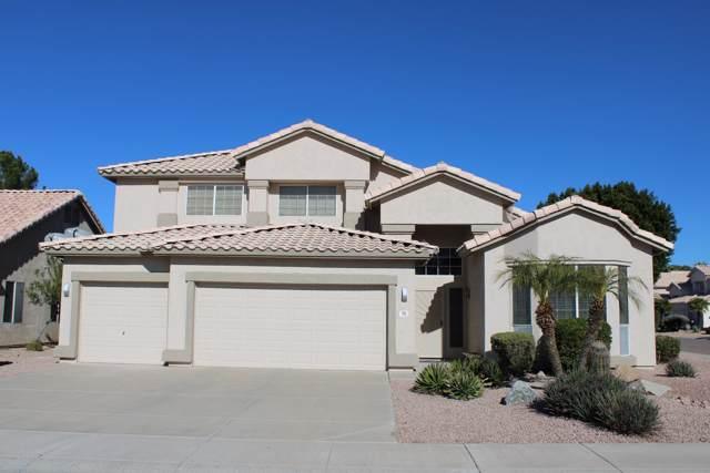 720 W Beverly Lane, Phoenix, AZ 85023 (MLS #6021506) :: The Kenny Klaus Team