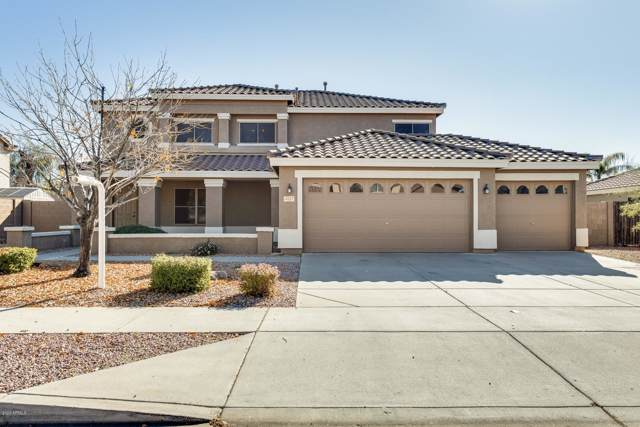 3317 W Lucia Drive, Phoenix, AZ 85083 (MLS #6021517) :: The Kenny Klaus Team