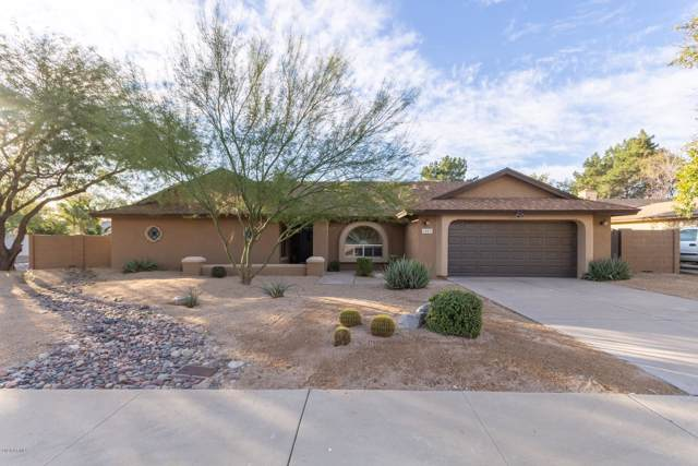 6053 E Blanche Drive, Scottsdale, AZ 85254 (MLS #6021560) :: The Kenny Klaus Team
