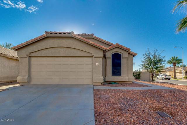 1891 W Browning Way, Chandler, AZ 85286 (MLS #6021650) :: The Kenny Klaus Team