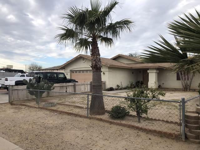 13914 N El Frio Street, El Mirage, AZ 85335 (MLS #6021661) :: Riddle Realty Group - Keller Williams Arizona Realty