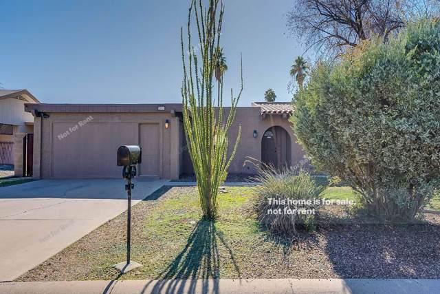 1201 E Avenida Grande, Casa Grande, AZ 85122 (MLS #6021672) :: The Kenny Klaus Team