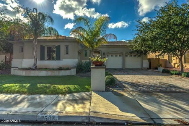 2687 E Parkview Drive, Gilbert, AZ 85295 (MLS #6021716) :: The Kenny Klaus Team