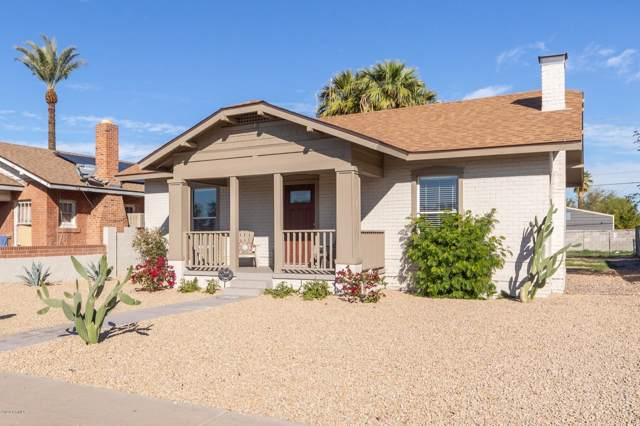 1514 E Fillmore Street, Phoenix, AZ 85006 (MLS #6021742) :: Lifestyle Partners Team