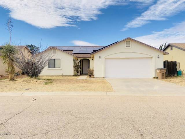 504 N Elizabeth Avenue, Douglas, AZ 85607 (MLS #6021758) :: The Kenny Klaus Team