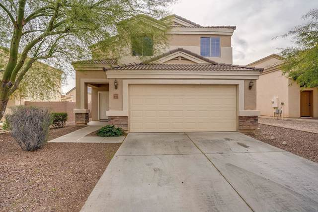 21715 W Pima Street, Buckeye, AZ 85326 (MLS #6021773) :: The W Group