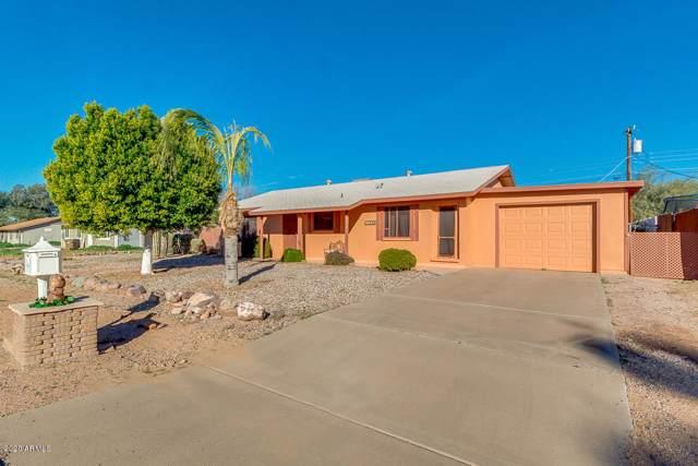 11540 E Vine Avenue, Mesa, AZ 85208 (MLS #6021788) :: The Kenny Klaus Team