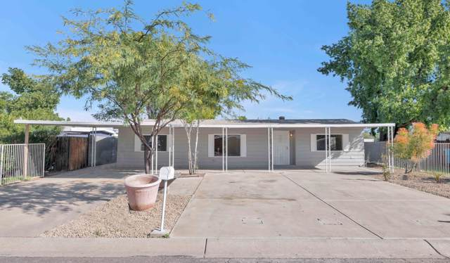 17817 N 5TH Street, Phoenix, AZ 85022 (MLS #6021869) :: The Kenny Klaus Team