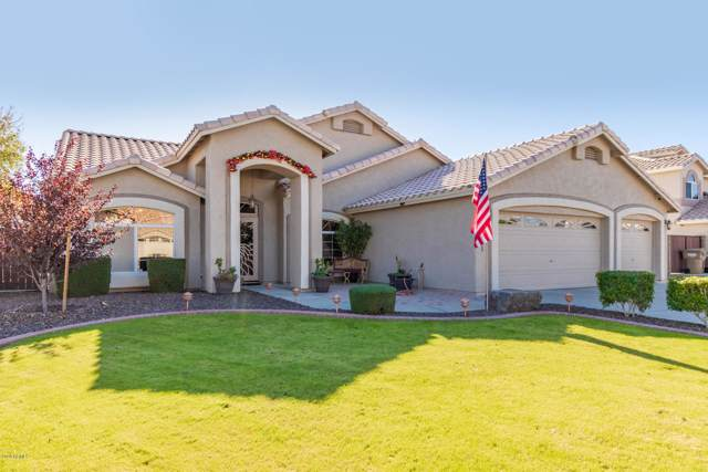 8371 W Willowbrook Drive, Peoria, AZ 85382 (MLS #6021881) :: The Laughton Team
