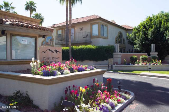 10410 N Cave Creek Road #1060, Phoenix, AZ 85020 (MLS #6021911) :: The Kenny Klaus Team