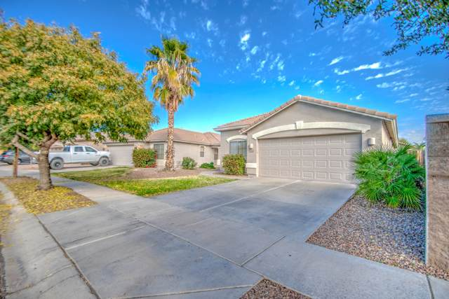 4061 S Summer Court, Gilbert, AZ 85297 (MLS #6021949) :: The W Group