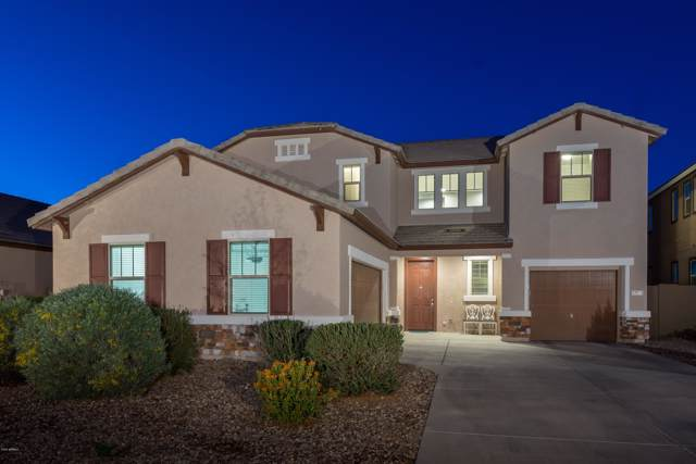 868 W Desert Glen Drive, San Tan Valley, AZ 85143 (MLS #6021955) :: The Kenny Klaus Team