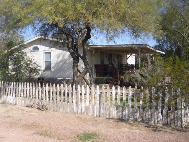2088 W Hanna Road, Eloy, AZ 85131 (MLS #6021998) :: Kortright Group - West USA Realty