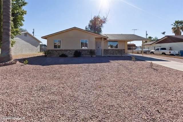 367 W 21ST Avenue, Apache Junction, AZ 85120 (MLS #6022047) :: Revelation Real Estate