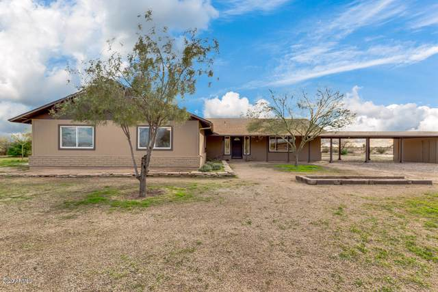 5757 N Lakeview Drive, Casa Grande, AZ 85194 (MLS #6022059) :: Team Wilson Real Estate