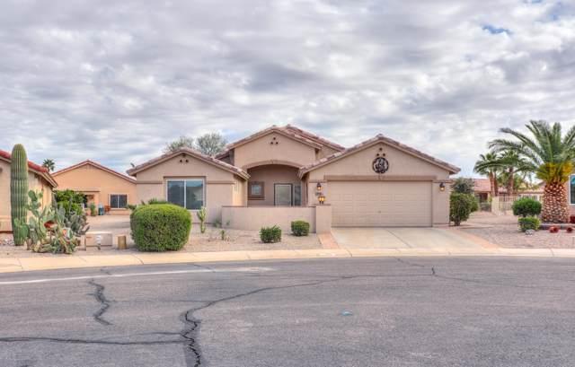 100 S Bolera Court, Casa Grande, AZ 85194 (MLS #6022086) :: The Kenny Klaus Team