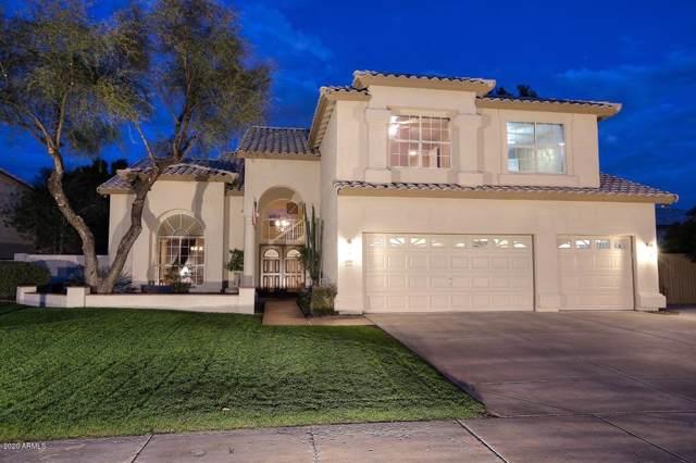 15801 N 9TH Avenue, Phoenix, AZ 85023 (MLS #6022100) :: The Kenny Klaus Team