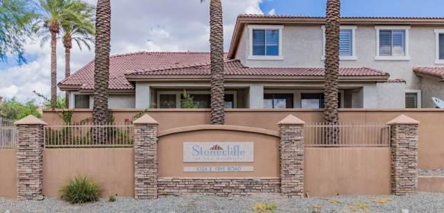 1024 E Frye Road #1093, Phoenix, AZ 85048 (MLS #6022124) :: Riddle Realty Group - Keller Williams Arizona Realty