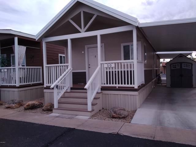 2460 E Main Street #50, Mesa, AZ 85213 (MLS #6022141) :: The Kenny Klaus Team
