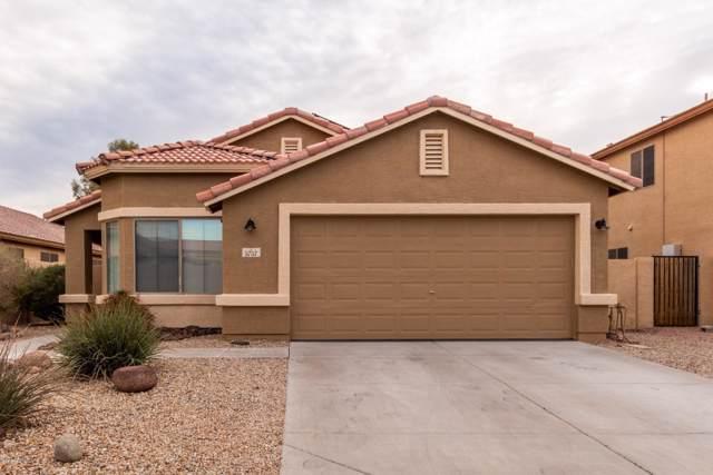 5757 S 249TH Lane, Buckeye, AZ 85326 (MLS #6022180) :: Riddle Realty Group - Keller Williams Arizona Realty