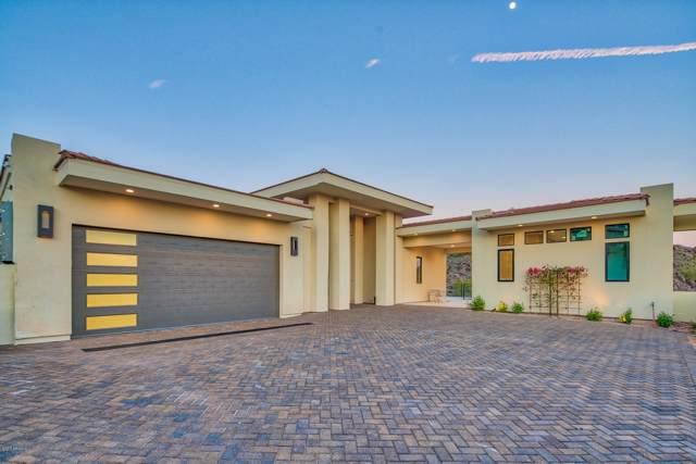 3800 E Lincoln Drive #53, Phoenix, AZ 85018 (MLS #6022185) :: Riddle Realty Group - Keller Williams Arizona Realty