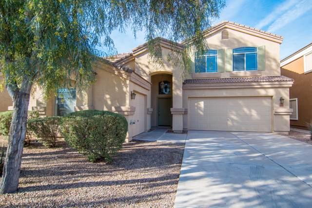 18976 N San Juan Street, Maricopa, AZ 85138 (MLS #6022228) :: Brett Tanner Home Selling Team