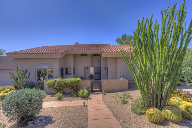 1283 N Indian Basket Lane, Carefree, AZ 85377 (MLS #6022238) :: Lux Home Group at  Keller Williams Realty Phoenix