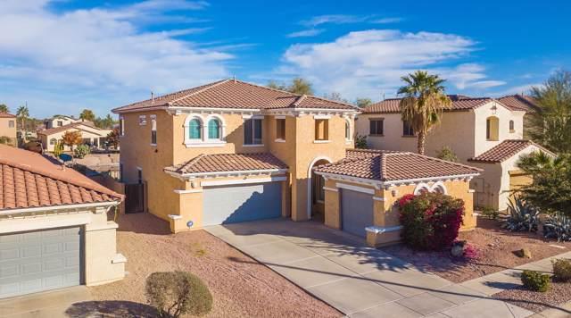 864 E Indian Wells Place, Chandler, AZ 85249 (MLS #6022240) :: The Daniel Montez Real Estate Group