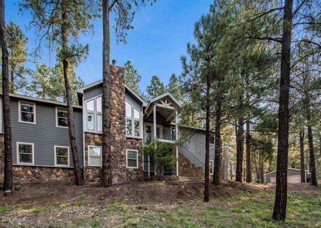 1253 Highland Meadow Road, Flagstaff, AZ 86001 (MLS #6022247) :: The Helping Hands Team