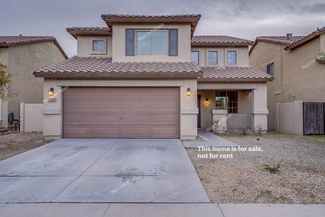 20951 N Leona Boulevard, Maricopa, AZ 85138 (MLS #6022249) :: The Kenny Klaus Team