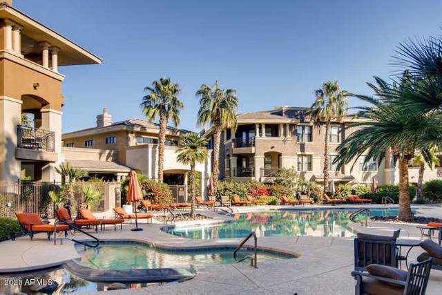 7601 E Indian Bend Road #2022, Scottsdale, AZ 85250 (MLS #6022297) :: The W Group