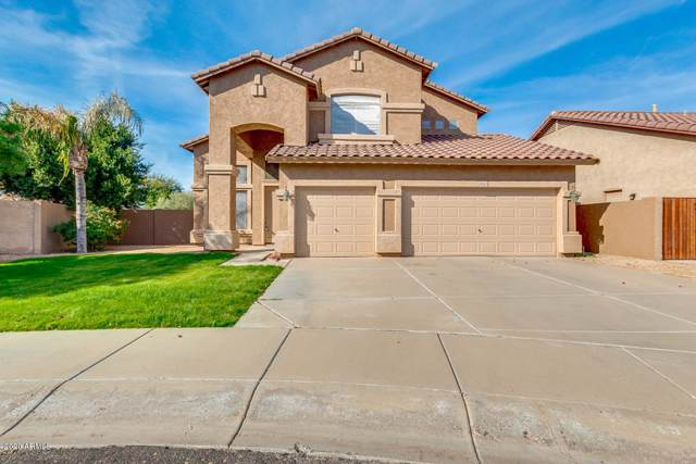 3942 S Waterfront Drive, Chandler, AZ 85248 (MLS #6022299) :: Arizona 1 Real Estate Team