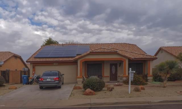 1438 W 15TH Lane, Apache Junction, AZ 85120 (MLS #6022304) :: Riddle Realty Group - Keller Williams Arizona Realty
