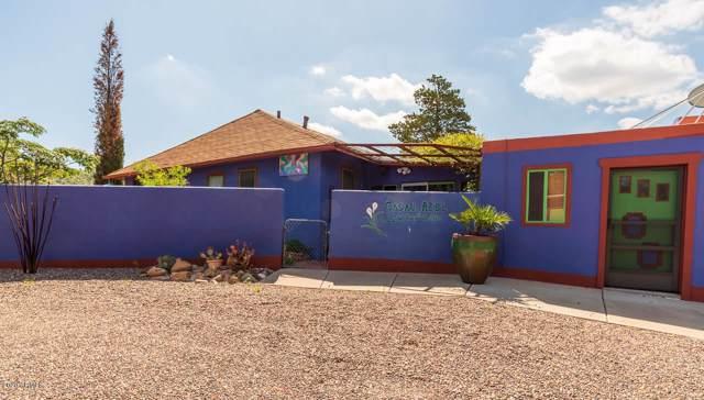 922 Upper Sims Road, Bisbee, AZ 85603 (MLS #6022321) :: The Kenny Klaus Team